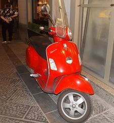 "womens tours.jpg alt=womens travel, red vespa, florence"">"