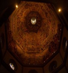"womens tours.jpg alt=womens travel,interior of the cupola in the duomo, florence"">"