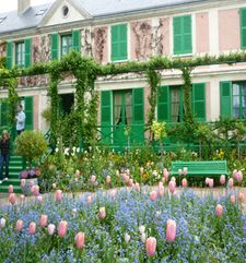 "ours.jpg alt=womens travel, monets house, monets garden, giverny, france"">"