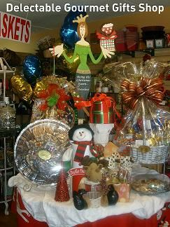 Delectable Gourmet Gift Basket's old  shop