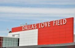 We serve Love Field Airport