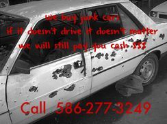 cash for any condition vehicle,scrap cars,broken down vehicles