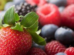 Raw organic fruit for organic smoothies