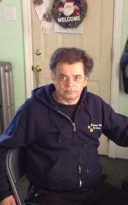 Our webmaster & petsitter/ dog walker, David Lynch