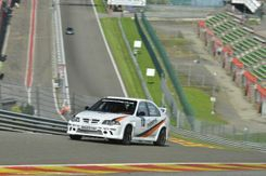 Vulcan Racing MGZS at Spa