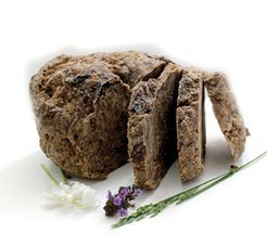 Natural Black Soap: 2 Pounds  Healing Natural Black Soap Take a natural African approach to keeping your skin clean and healthy This African black soap is soft, organically shaped, delicately textured and exudes a natural, earthy smell. It's ideal for cleaning your hands, face and body,