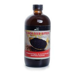 Black Seed Bitters Detox Beverage    Black Seed Bitters Detox Beverage Detoxify and cleanse your body with this healing drink from Ghana. This powerful beverage is made with black seed oil - a healing ingredient that is bursting with amino acids, proteins, calcium, iron, potassium and more.