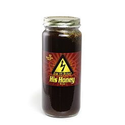 His Honey Herbal Enhancement - 16 oz Spark the Excitement with Nature  This potent herbal supplement is made from a blend of orange blossom, alfalfa honey, and black seed oil to naturally arouse the senses. Formulated to enhance vigor and vitality in a completely safe, natural way.