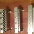 3 leader light bridges for slot car lap counting and lap timing by www.viasue.com