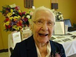 Shelburne's Newest Centenarian