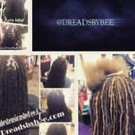 Dreads by Bee is also Braids By Bee alias and is known all over the internet