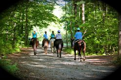 lehigh valley trail rides jacobsburg state park