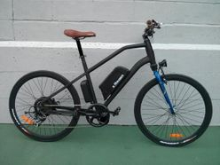 electric hybrid road bike