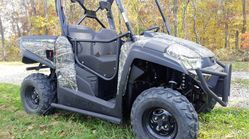 Off Road Body Armor Steel Half Doors