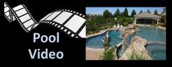 Custom swimming pool and spa video designs by Paragon Pools Las Vegas.