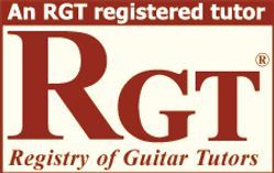 Rgt Logo ( Registry of Guitar Tutors)