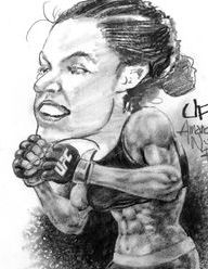 UFC Female Boxer!!!!