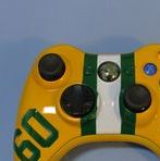green bay packers xbox controller