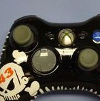 custom ken block xbox controller