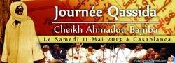 Journée Qassida - Cheikh Ahmadou Bamba - Touba Maroc !