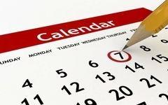 kalendari i udhetimeve