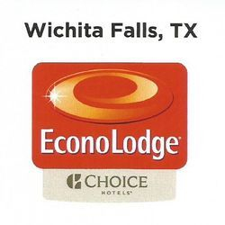 EconoLodge -  one of our partnership Hotels