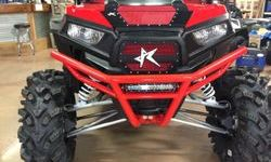 RZR Front Bumper with LED Lights