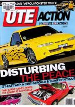 Ute Action Magazine Issue 21