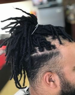 Braids By Bee creates Dreadlocks styles with her instantLocs Dread Extensions that is her brand at Braids By Bee™ salon.