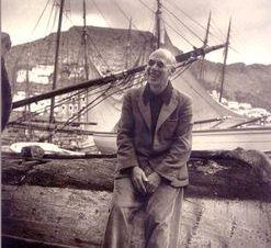 Henry Miller, the light in Greece