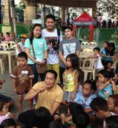 Story telling by Rev. Father Art