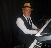 Bob Zacconi Keyboardist with The Silkee Smoove Band