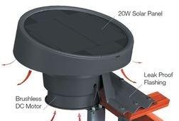 Go Skylights Solar Bright MaxBreeze