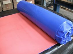 40 shore rubber sheet