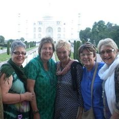 "<img src=""australian womens travel.jpg alt=womens tours, travel grouo with taj mahal in the background"">"