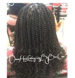 Braids By bee does sisterlocs, box braids, natural dreadlocks, instantlocs and more