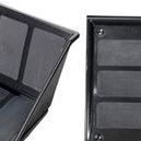 TRS Accessories MA513-0001 Navigators and drivers foot rest carbon rally race car vulcan racing