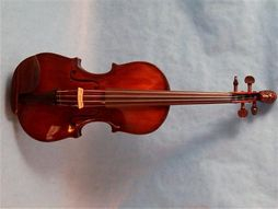 Lion Head Violin