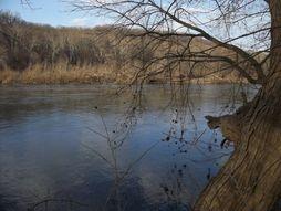 Potomac River, WV. April 2013