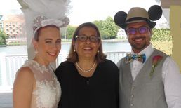 Wedding By Cecilia - Disney Preferred Officiant