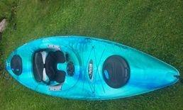 Liberty kayak, very stable
