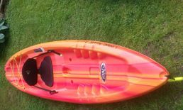 10ft sin-on kayak very stable