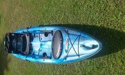 12 ft sentinel sit-on  kayak