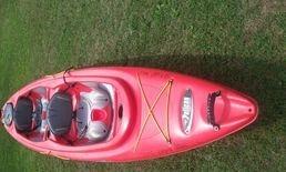 Deluxe double kayak