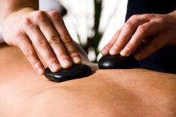 hot stone massage in Halifax NS