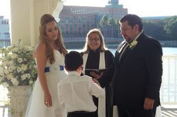 Weddings By Cecilia - Disney Preferred Officiant