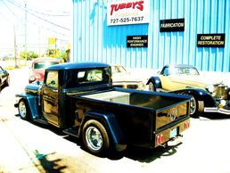1952 Willys Pick up