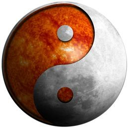 Yin and Yang - Tai Chi symbol