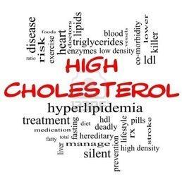 high cholesterol, heart disease