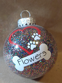 Custom Ornament, Carmel IN.